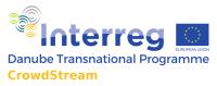 Logo Interreg - CrowdStream