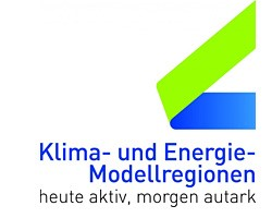 Logo Energiemodellregionen