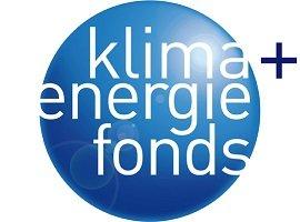 Logo des Klima- und Energiefonds