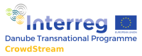 Logo Interreg - CrowdStream