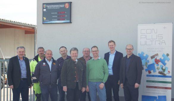 Projektteam_PV_Anlage_Sierndorf