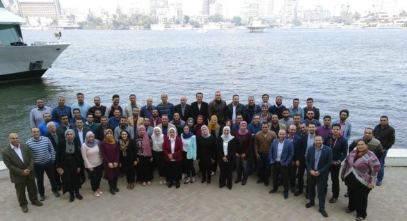 photo_SHIP_training_participants_Cairo_April_2019
