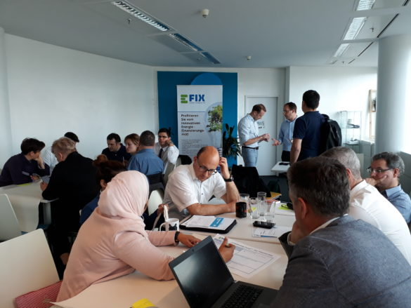 e-fix meeting Vienna 2