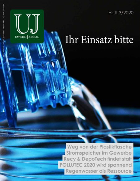 Umweltjournal 2020-3_Cover