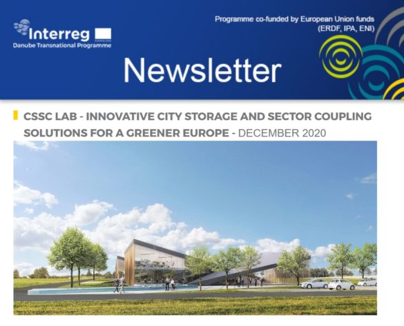 Bild first newsletter CSSC Lab