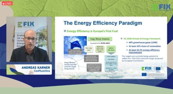 Andreas Karner auf der Abschlusskonferenz_ E-FIX