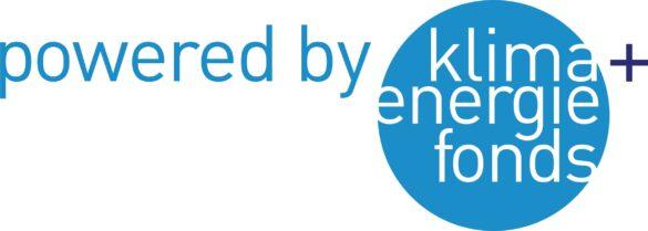Logo powered by klima+Energiefonds