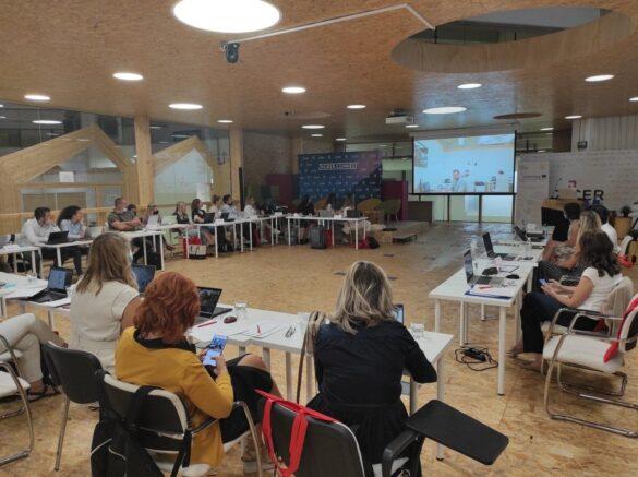 DanubePeerChange_Meeting in Zagreb